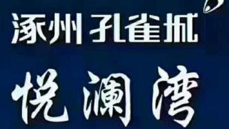 涿州悦澜湾孔雀城