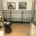 石排国际公馆 样板间 阳台