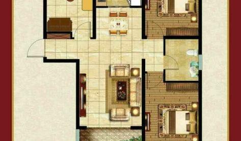京西南高板住宅