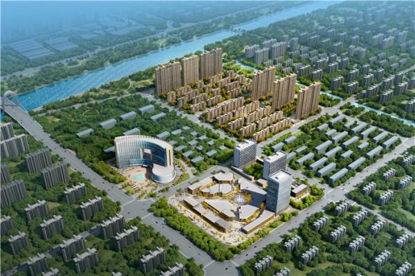 南通通州市中心神盘-富力院士廷
