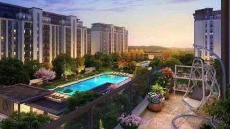 海宁地铁口的住宅,首付23万起,市中心的高档住宅,售楼处直销