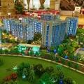 阆中蝶院小区 建筑规划