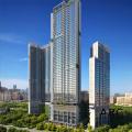 吉隆坡雅居乐天汇 建筑规划 效果图
