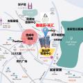 吉隆坡雅居乐天汇 建筑规划 区位图