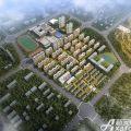 中南熙悦 建筑规划 小区整体效果图
