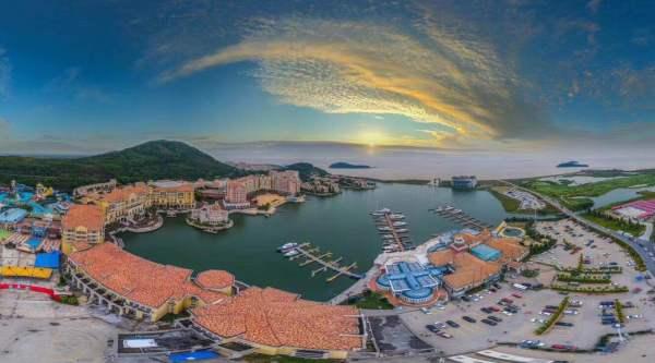 物业:海旅物业服务有限公司  位置:平湖市九龙山4a级旅游度假区 ——
