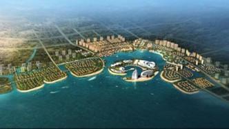 惠东一线海景房(富力湾),上市公司开发