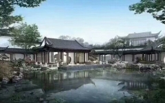 绍兴诸暨枫林半岛二期印象枫桥