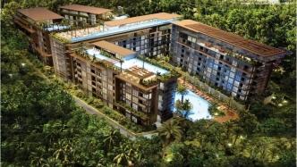 泰国普吉citygate五星级酒店式公寓