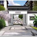 中洲花溪樾 样板间