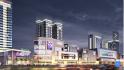 蘭州新區大學城紫金商貿中心
