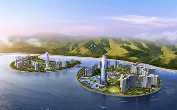 景区,空气清新,堪称天然氧吧,长寿之岛, 4:世外桃源,融创在崇明岛的
