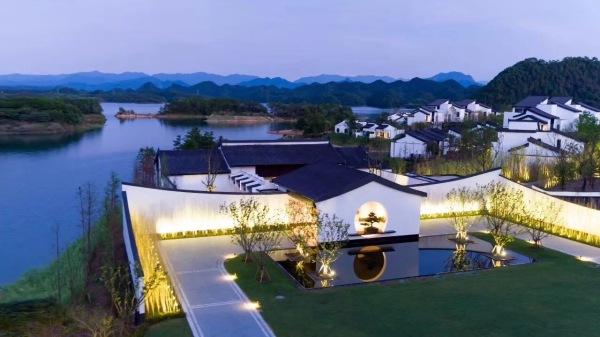 杭州最美风景区-千岛湖《云水江南》售楼处电话,位置【官网】