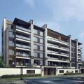 新杭州孔雀城 建筑规划 洋房