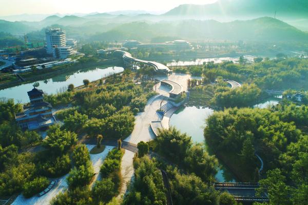 浙江安吉风景区图片