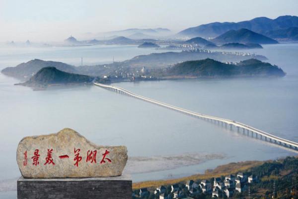 嘉兴到杭州沿途风景区
