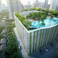 Supalai Oriental Sukhumvit 39 / 曼谷东方国际公寓 景观园林