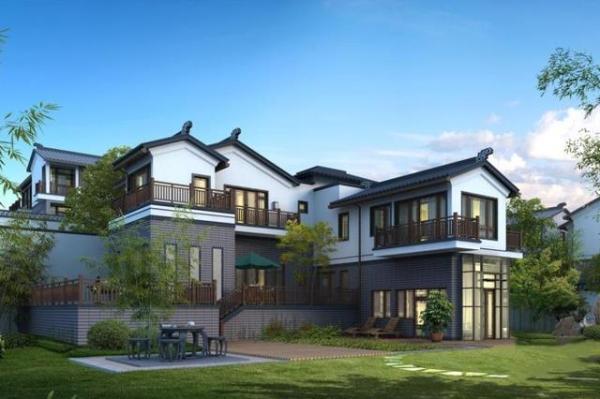 苏州中式风格独栋别墅-雨润·涵月楼 最新动态 开盘价格 售楼处