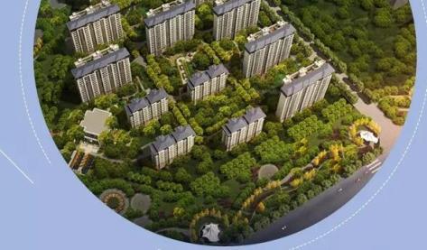 邯郸梦湖孔雀城