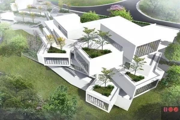 大理建筑风格手绘图