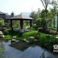 汀香别墅 景观园林