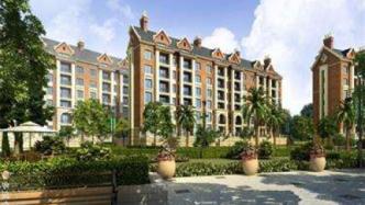 翡翠公馆——上海桥头堡,嘉善老城区高端住宅
