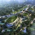 碧桂园森林城市 建筑规划 免税商业区2