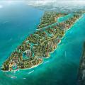 碧桂园森林城市 建筑规划 森林城市4岛规划图