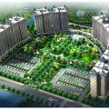 上京嘉园 景观园林