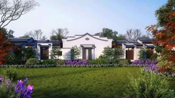 【云间山水】杭州千岛湖248万精装修中式合院别墅——