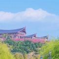 七彩云南古滇名城 景觀園林