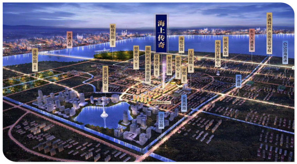 南通-【通州区海上传奇】/—房价由什么决定呢?