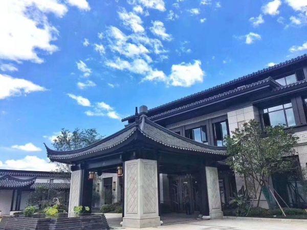 千岛湖云水江南 高端中式湖景别墅 独门独院 精装修交付包租