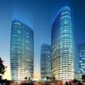海阳港汇蓝海国际 建筑规划