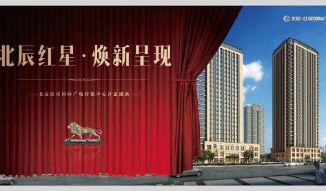 天津北辰红星国际广场