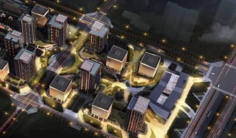 固安华夏孔雀城文创园空港一号街区