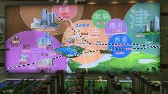 70年大產權,均價4500勝芳高鐵站旁,雄安新區最近樓盤