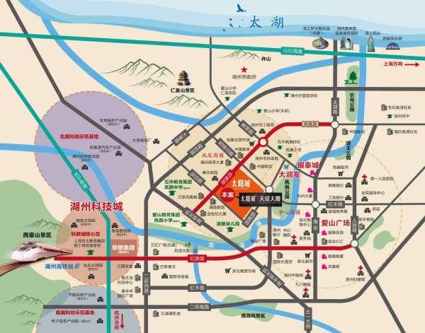 2018湖州太阳城-天成大厦强势来袭【售楼处】位置!项目简介,楼盘详情!