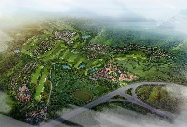 山地风景区城市设计