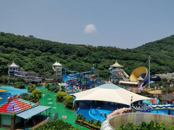 九龙山4a级旅游度假区  度假:高尔夫,航空,赛车,马会,游艇等,水上乐园