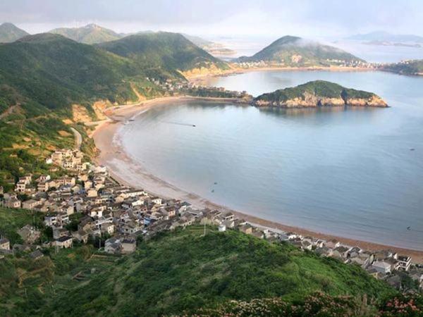 舟山海上风景图