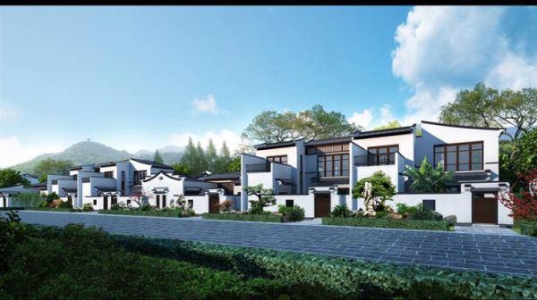 9中国人院子,新中式别墅是每个中国人最初的追求!