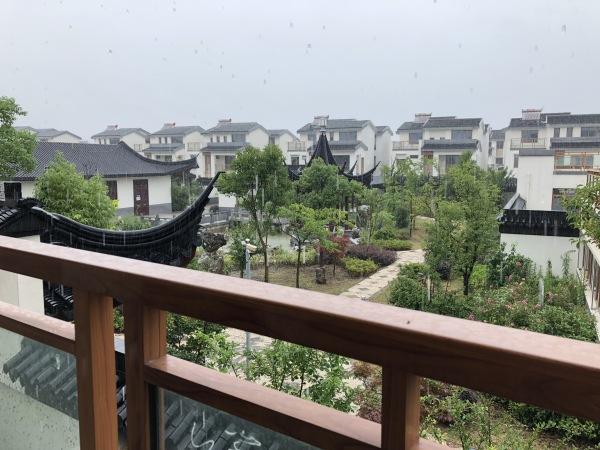> 苏州太湖华府别墅最新楼盘价格,图文解析    园林设计:运用古典园林