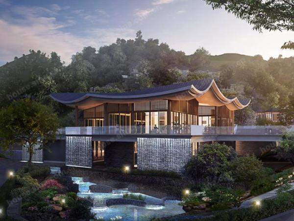酒店,景观大师-彭金亮,室内设计大师-白庆聪-lpl良品创始人-是宋卫平