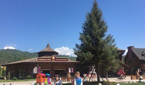 野山坡四季童话小镇