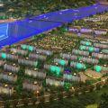 野山坡四季童话小镇 建筑规划