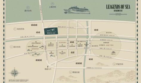 杭州湾慈溪碧桂园海上传奇