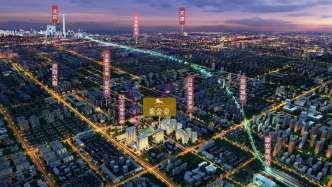 白溝京雄世貿港均價8000開發商直銷,找我買房有優惠