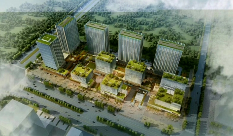 京雄世貿港創意谷