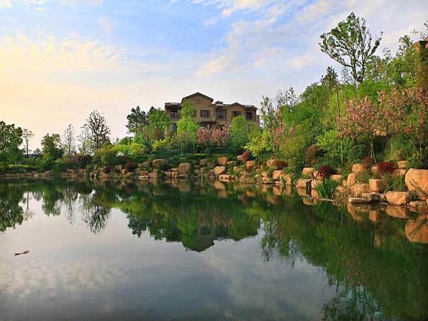 嘉兴南湖区五星风景